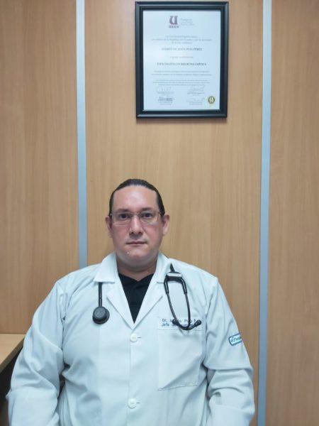 Dr. Andrés de Jesus Puig Perez