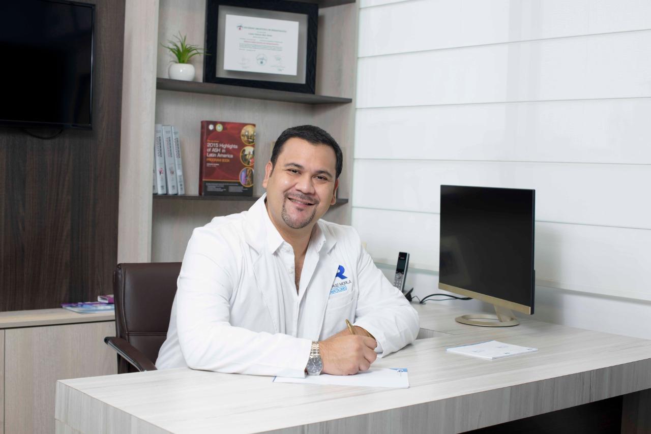 Dr. Carlos Ruiz Morla