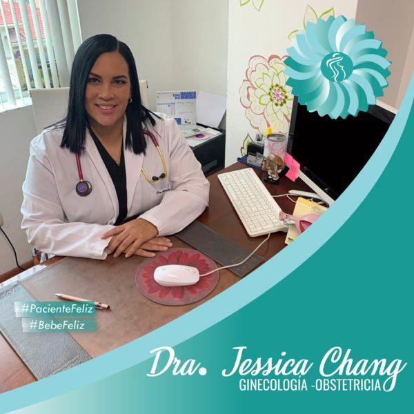 Dra. Jessica Chang